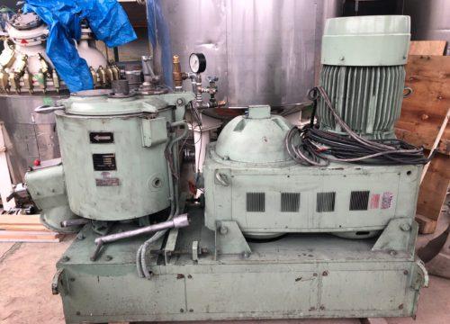 MX-57 ヘンシェルミキサー