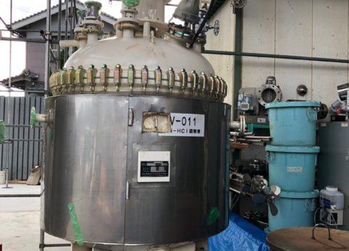 TK-75 GL反応槽